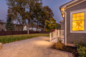 407 Quantuck Ln, Westfield- Rear Patio