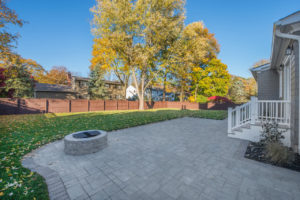 407 Quantuck Lane, Westfield- Rear Yard II