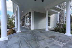408 Quantuck Lane, Westfield- Front Porch