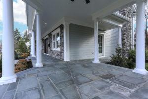 408 Quantuck Lane, Westfield- Front Porch