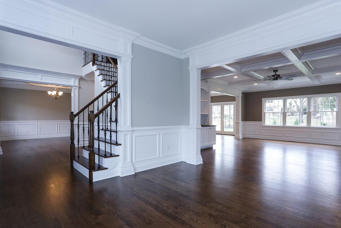 408 Quantuck Living Room