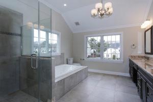 408 Quantuck Lane, Westfield- Master Bathroom