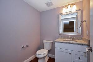 443 Beechwood Place, Westfield- Basement Bathroom