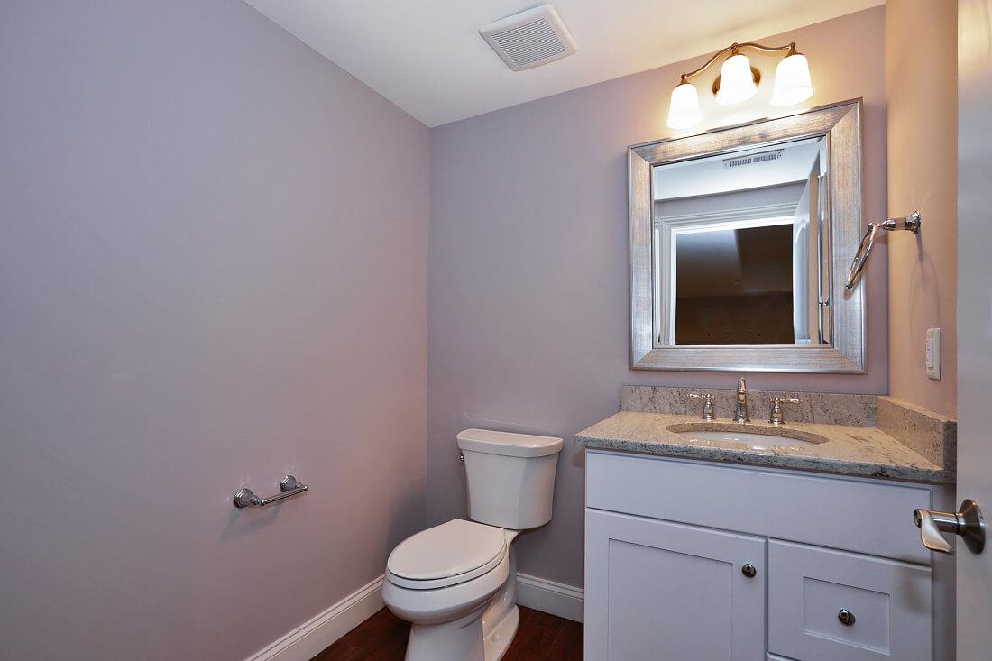 443 Beechwood Basement Bathroom