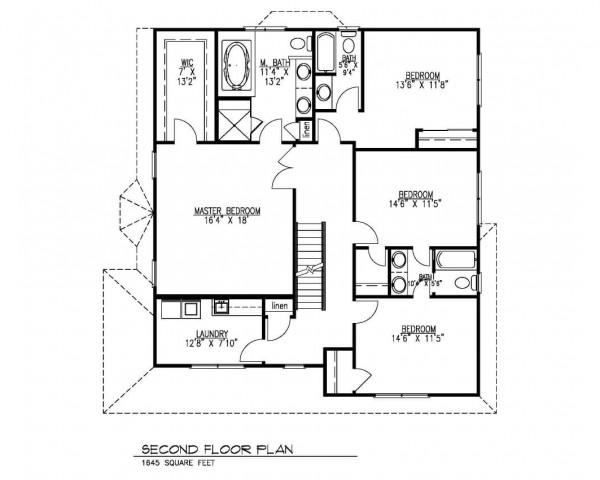 2nd Floor Elevation