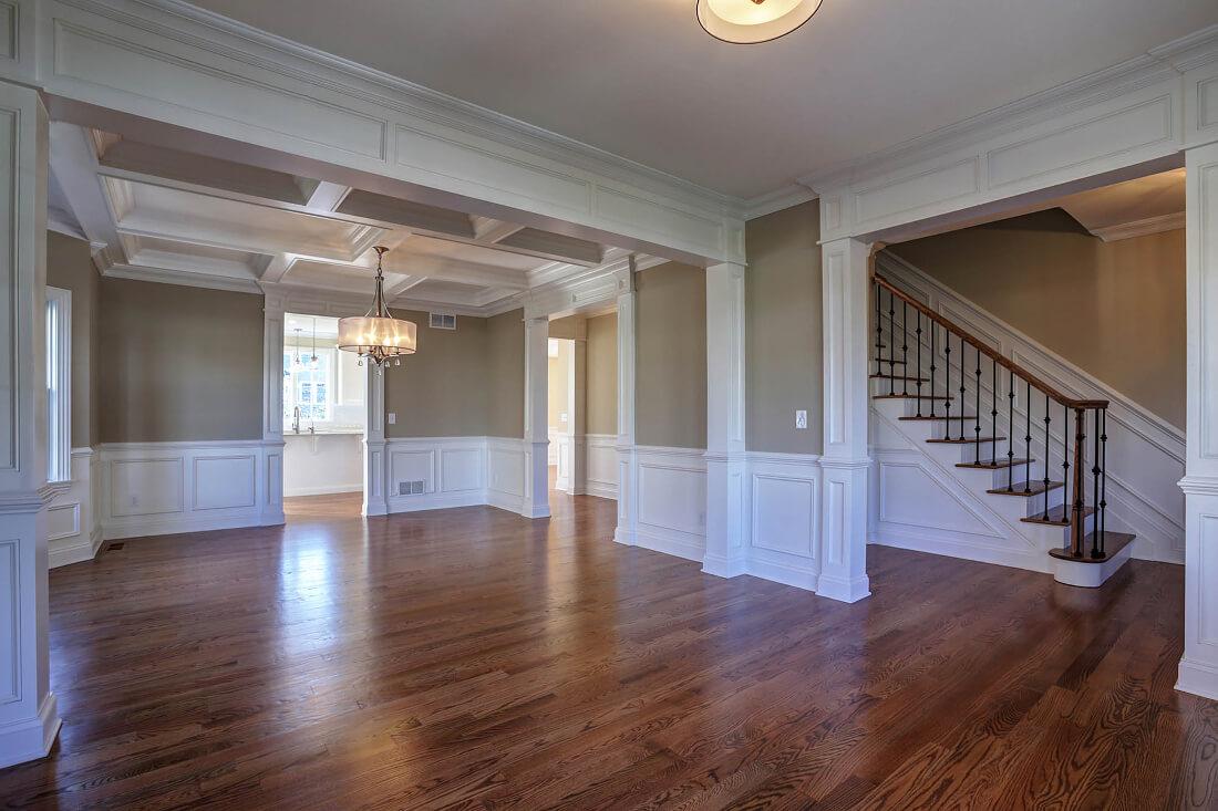443 Beechwood Dining-Living Room
