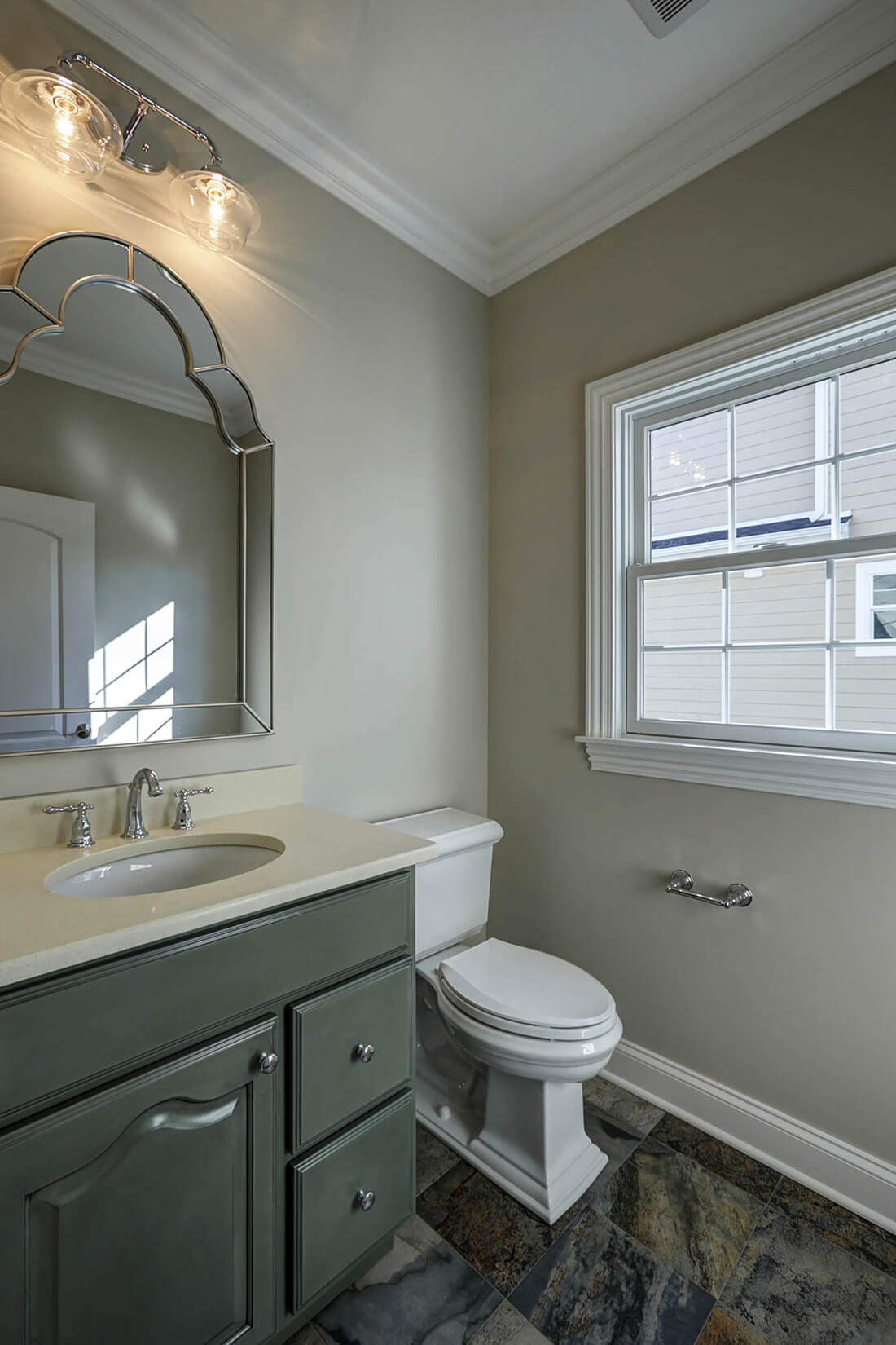 443 Beechwood Powder Room