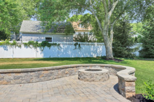 610 Cumberland St. Westfiled- Fire Pit