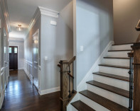 Hallway and Stairwell