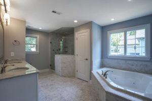 610 Cumberland Street, Westfield- Master Bathroom I