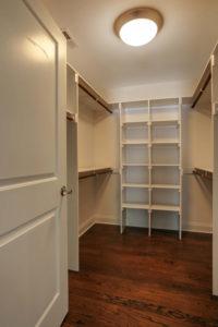610 Cumberland Street, Westfield- Master Closet