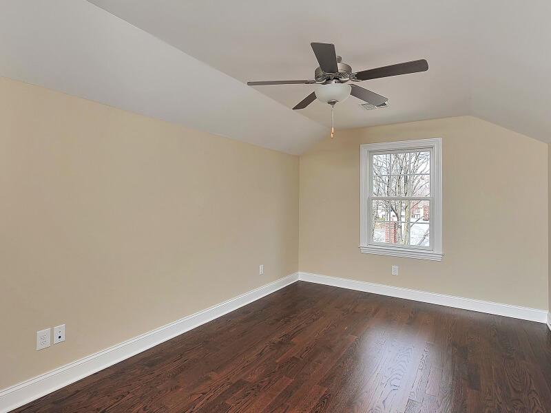 611 Norwood Attic Bedroom