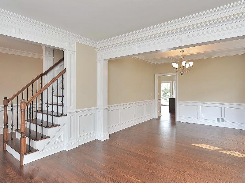 611 Norwood Living Room II