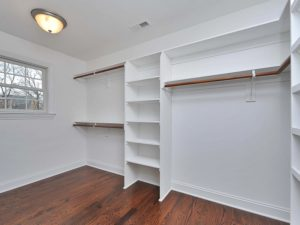 611 Norwood Drive, Westfield- Master Walk In Closet