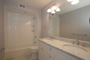 645 Lenox Avenue, Westfield- 2nd Floor Hall Bathroom