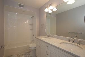 645 Lenox Avenue, Westfield- 2nd Floor Hall Bathroom