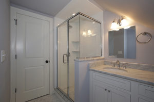 645 Lenox Avenue, Westfield- Attic Bathroom