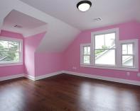 Attic Bedroom #1