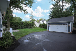 645 Lenox Avenue, Westfield- Detached Garage