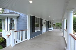 645 Lenox Avenue, Westfield- Front Porch