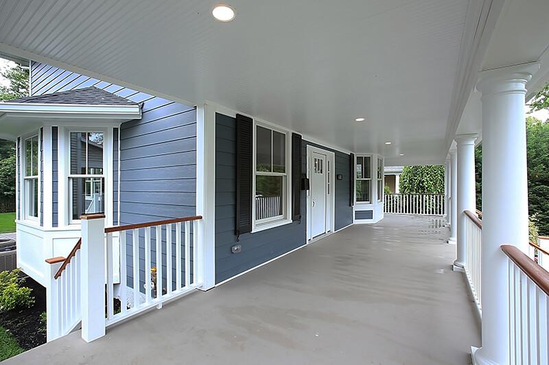 645 Lenox Front Porch