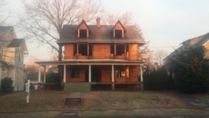 645 Lenox Ave, Westfield- Construction Front