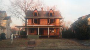 645 Lenox Ave, Westfield- Construction Front