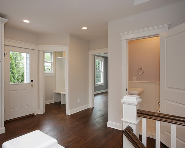 Powder and Mudroom