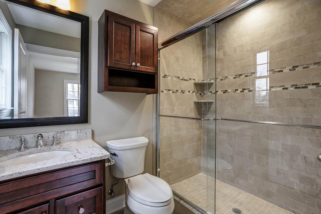 670 Ensuite Bathroom