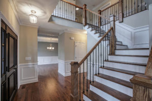 670 Carleton Road, Westfield- Main Stairway