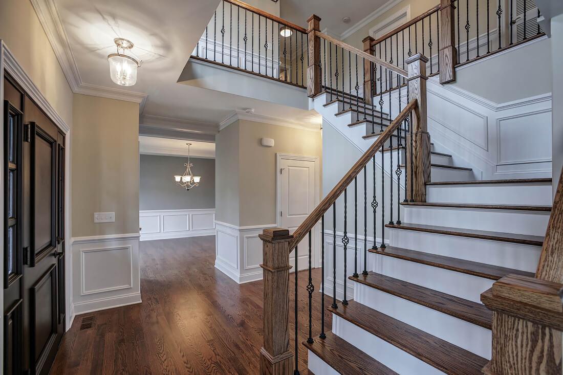 670 Main Stairway