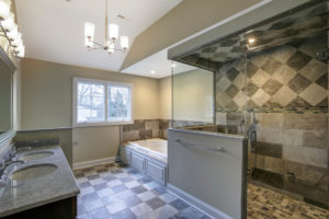 670 Carleton Road, Westfield- Master Bathroom