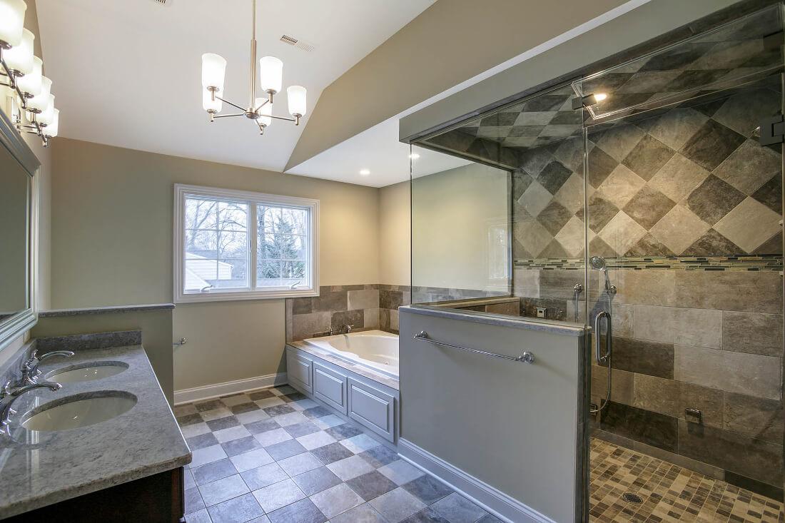 670 Master Bathroom