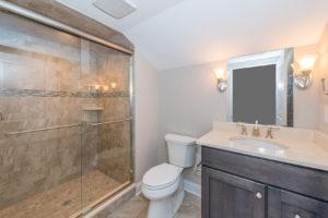 713 Knollwood Terrace, Westfield- Attic Bathroom