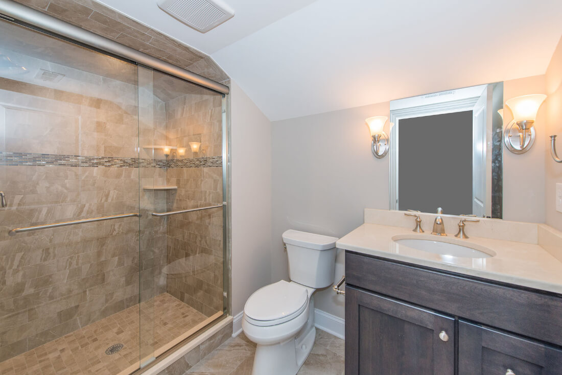 713 Attic Bathroom