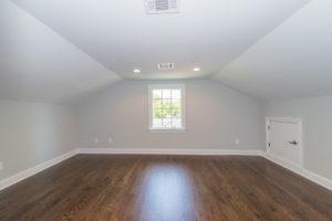 713 Knollwood Terrace, Westfield- Attic Bedroom