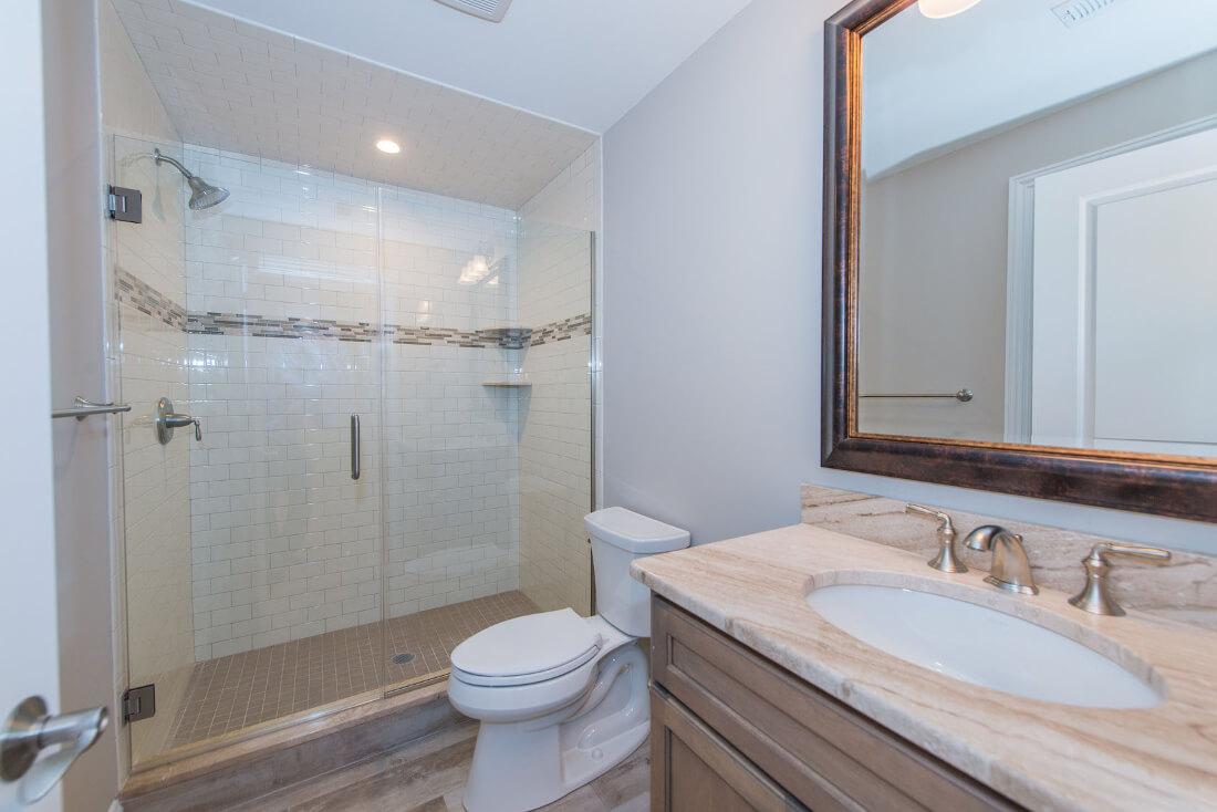713 Basement Bathroom
