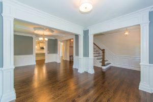 713 Knollwood Terrace, Westfield- Living-Dining Room