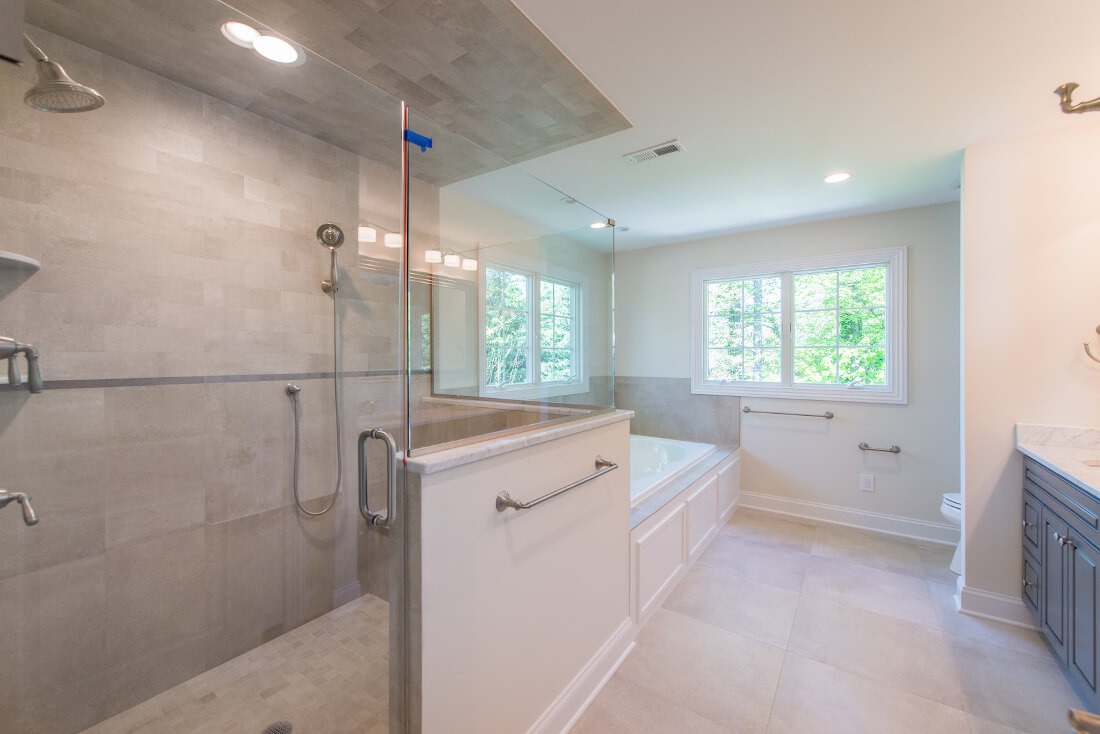 713 Master Bathroom I