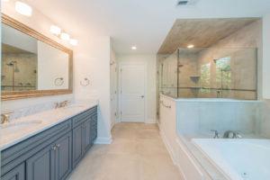713 Knollwood Terrace, Westfield- Master Bathroom II