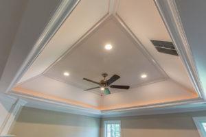713 Knollwood Terrace, Westfield- Master Bedroom Ceiling