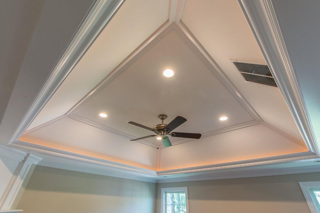 713 Master Bedroom Ceiling
