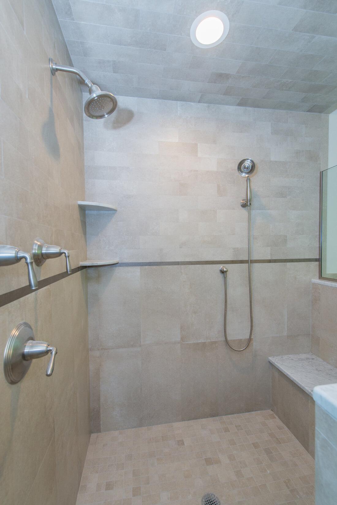 713 Master Shower