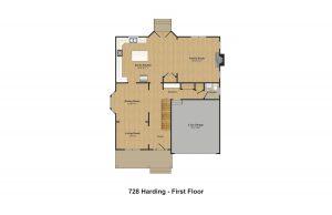 1st Floor - 728 Harding Street, Westfield NJ