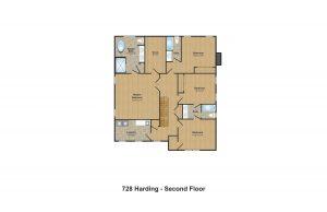 2nd Floor - 728 Harding Street, Westfield NJ
