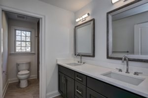816 Knollwood Terrace, Westfield- 2nd Floor Hall Bathroom