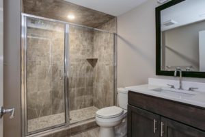 816 Knollwood Terrace, Westfield- Basement Bathroom