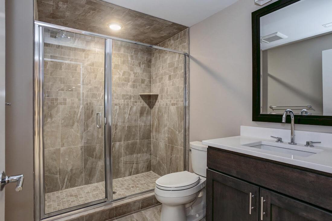816 Basement Bathroom