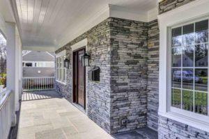 816 Knollwood Terrace, Westfield- Front Porch