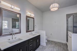816 Knollwood Terrace, Westfield- Master Bathroom I